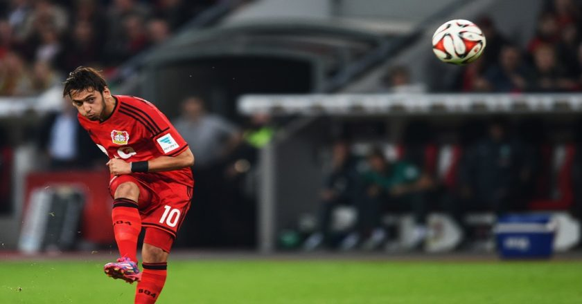 Hakan Çalhanoğlu, Bayer Leverkusen