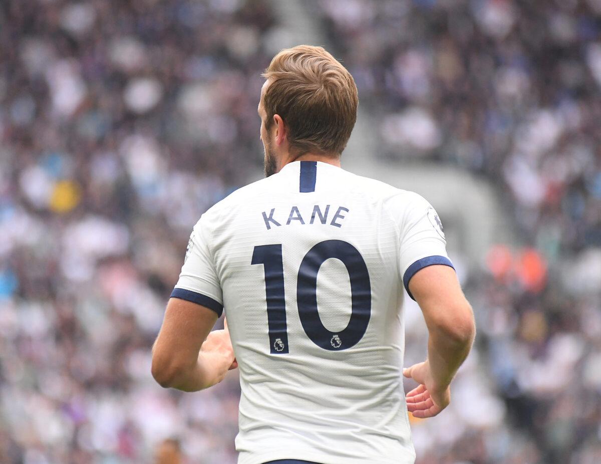 Harry Kane, attaccante Tottenham