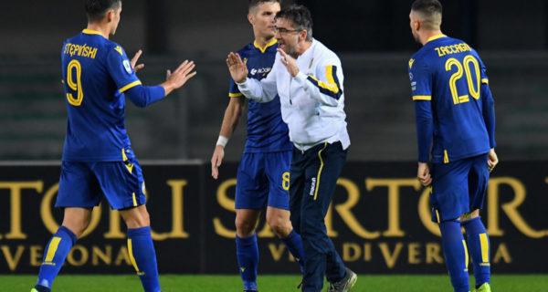 Hellas Verona, Serie A