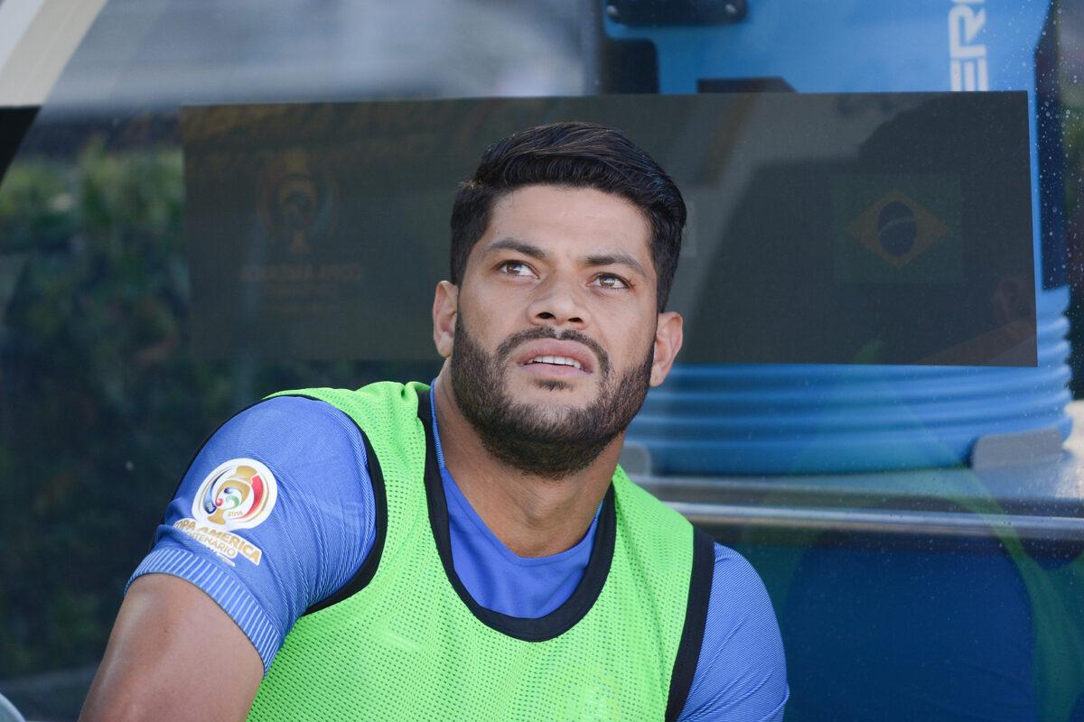 Hulk, attaccante Atletico Mineiro