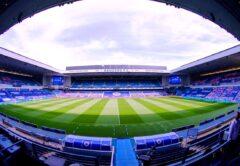 Ibrox Stadium, Rangers Glasgow