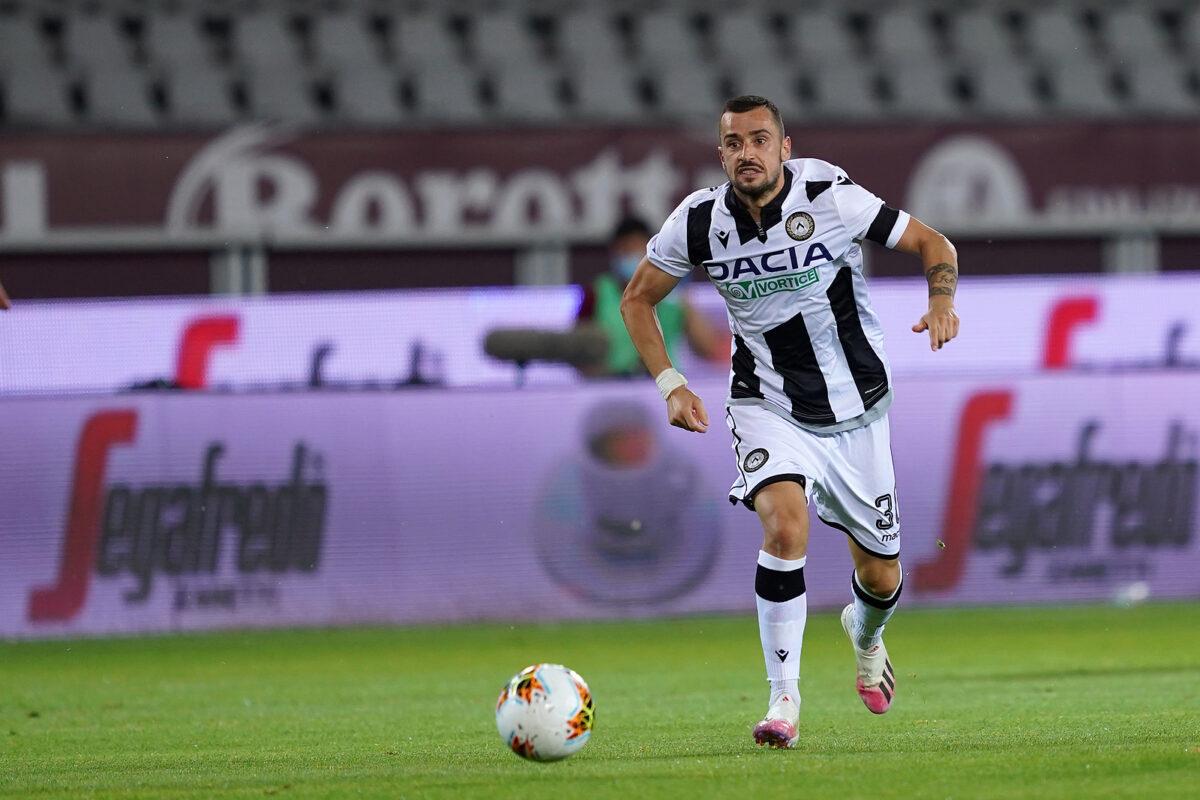 Ilija Nestorovski, attaccante Udinese