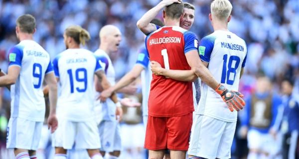Islanda, Mondiali 2018