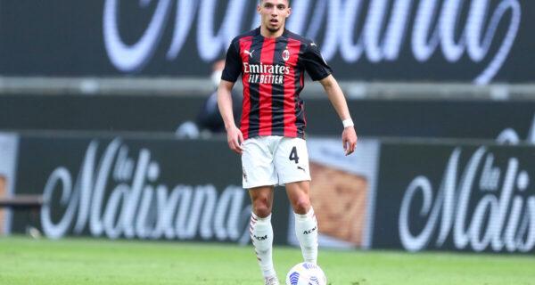 Ismael Bennacer, centrocampista Milan