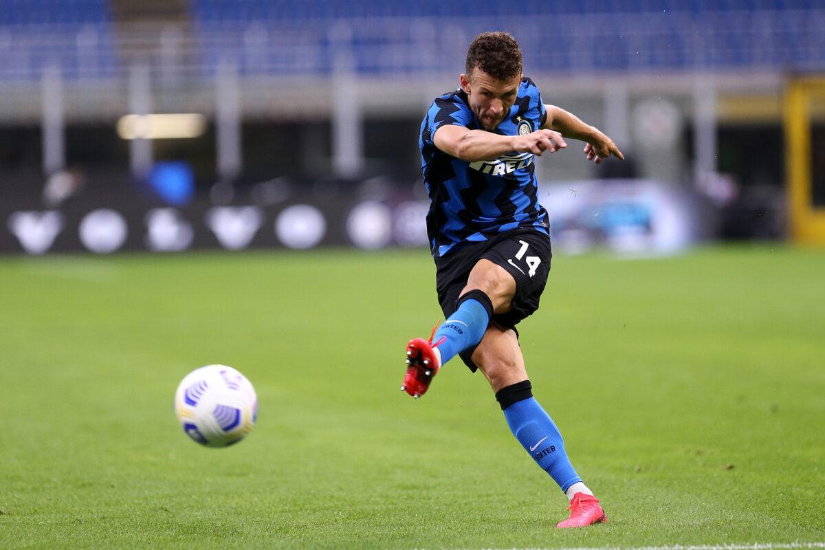 Ivan Perisic, centrocampista Inter