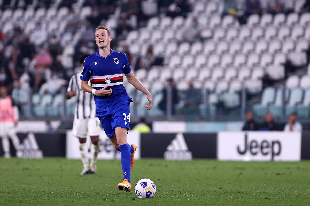 Jakub Jankto, centrocampista Sampdoria