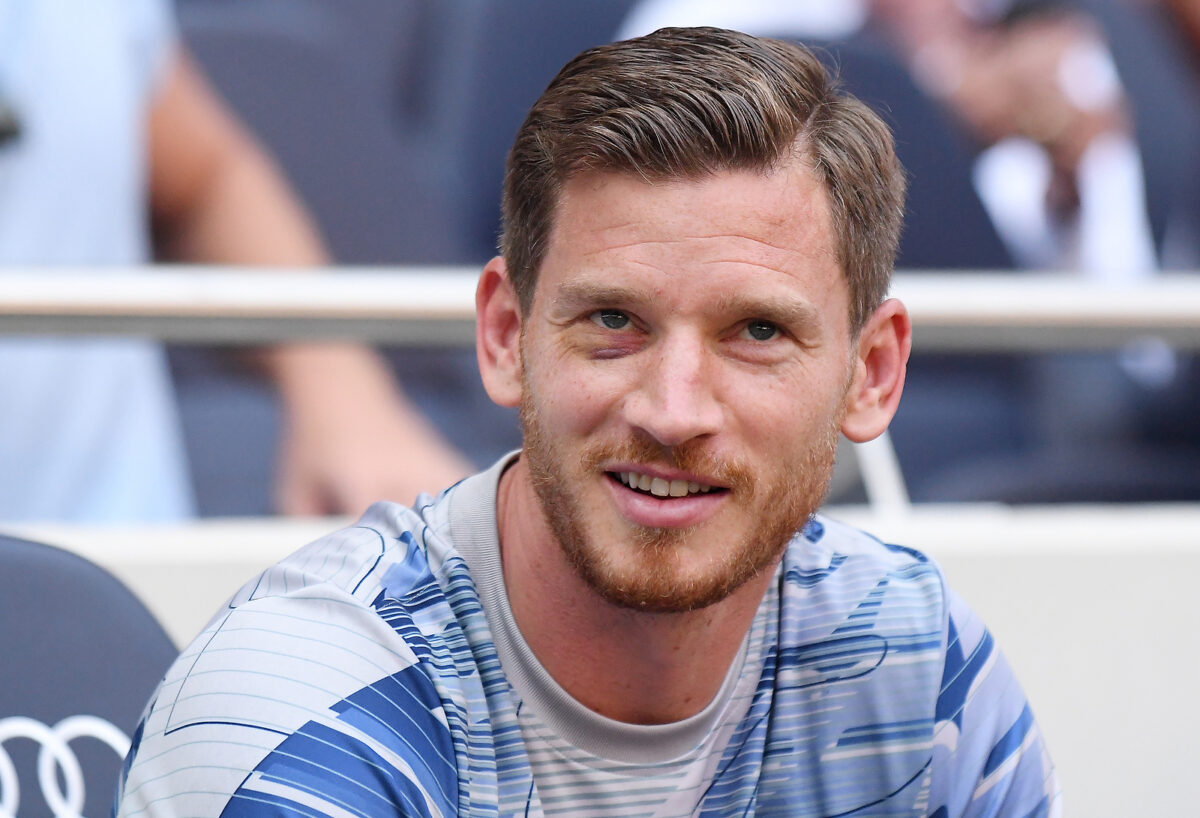 Jan Vertonghen, difensore Benfica