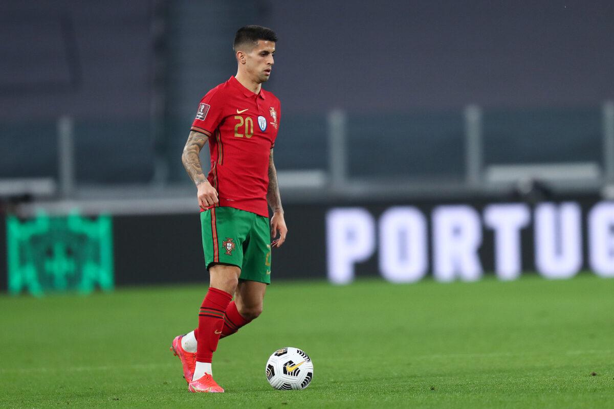 Joao Cancelo, difensore Portogallo