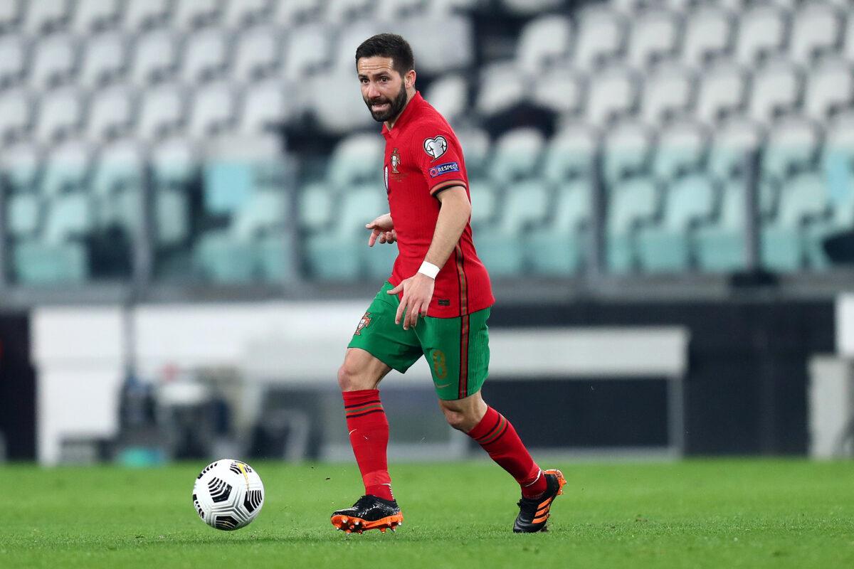 Joao Moutinho, centrocampista Portogallo