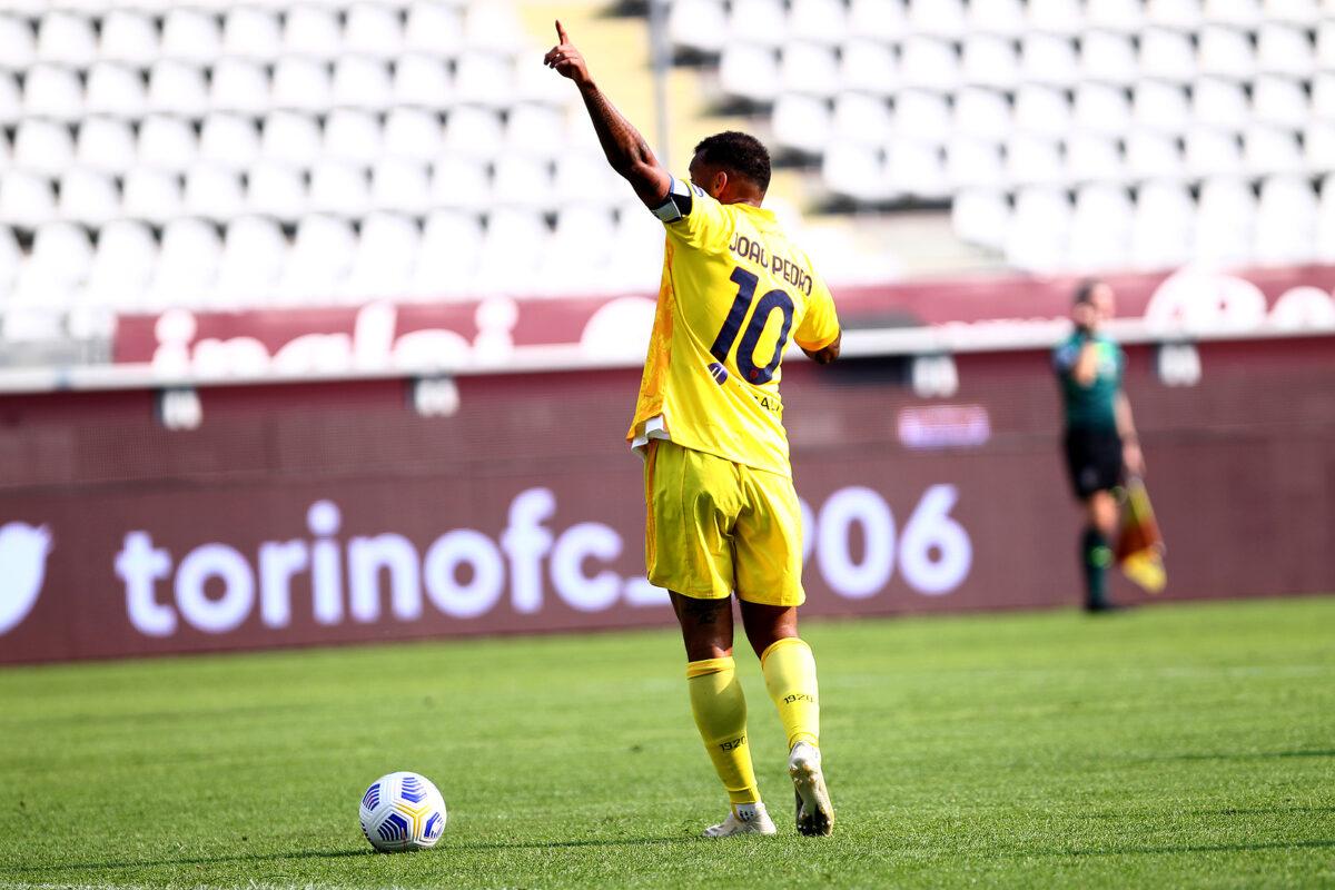 Joao Pedro, attaccante Cagliari