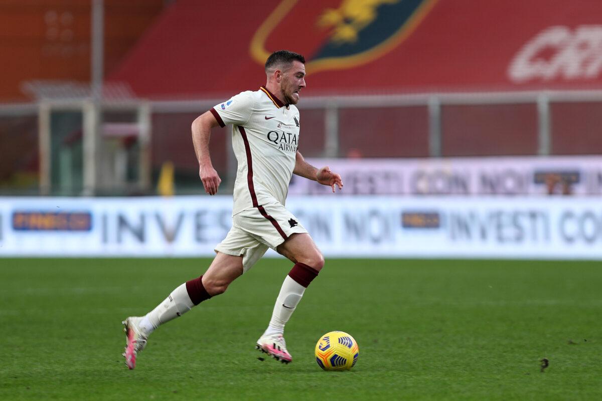 Jordan Veretout, centrocampista Roma
