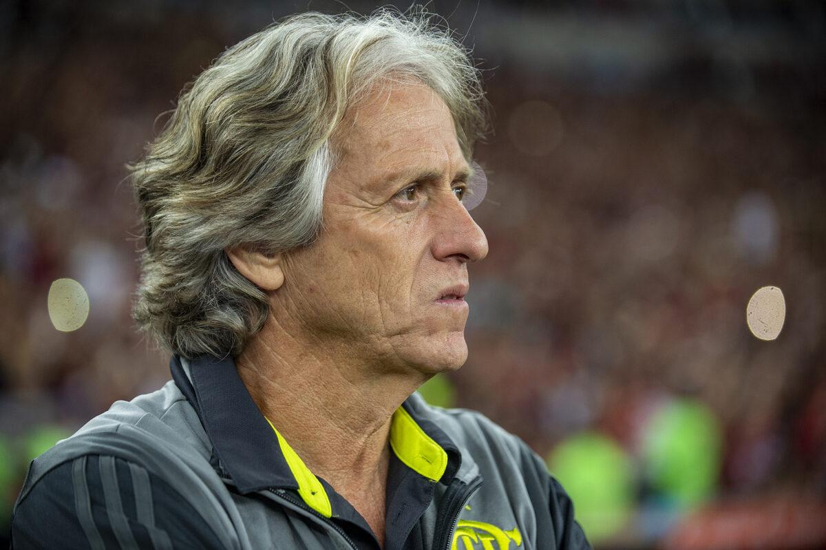 Jorge Jesus, allenatore Benfica