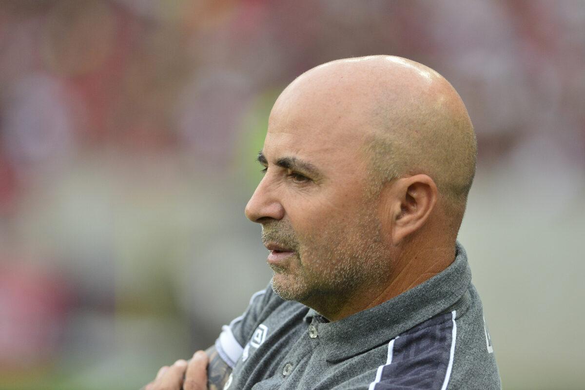 Jorge Sampaoli, allenatore Marsiglia