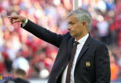 José Mourinho, Manchester United