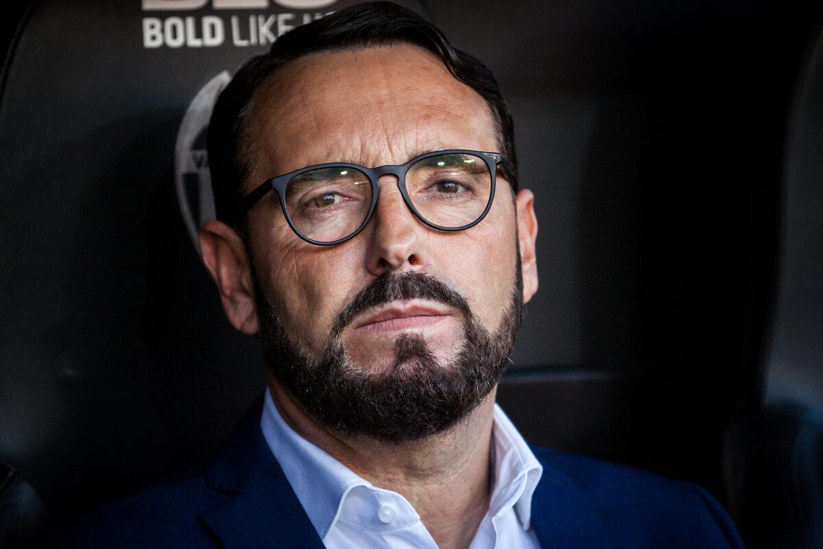 Jose Bordalas, allenatore Getafe