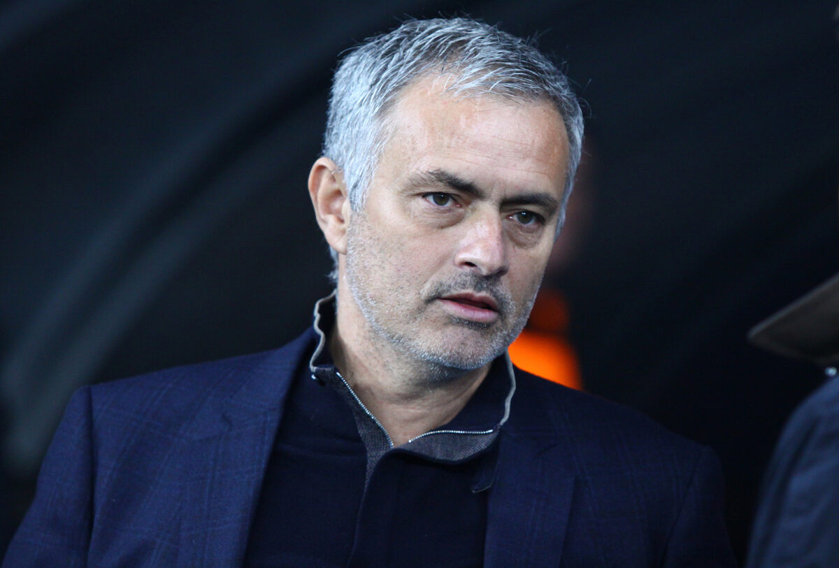 Jose Mourinho, allenatore Tottenham