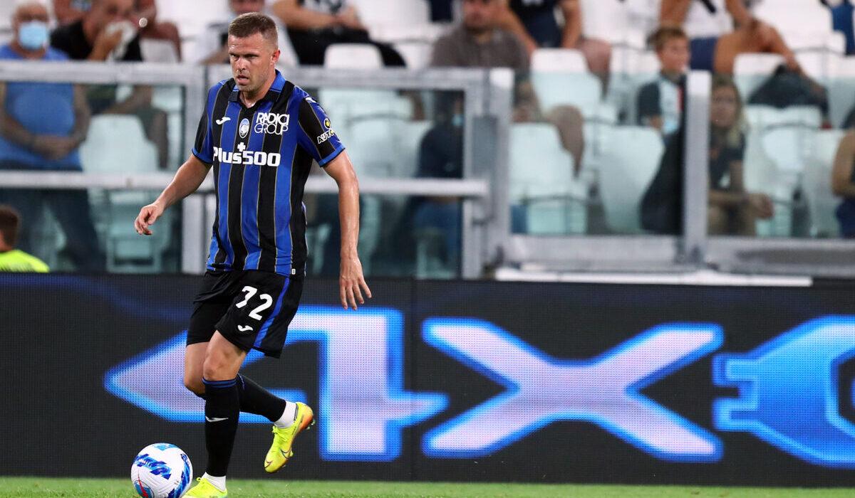 Josip Ilicic, attaccante Atalanta