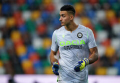 Juan Musso, portiere Udinese