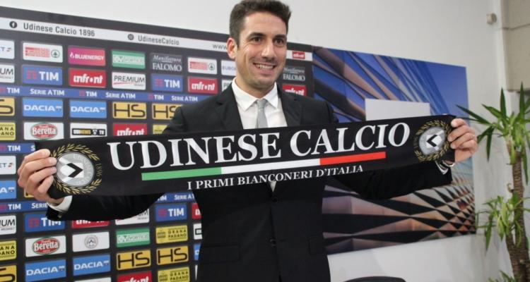 Julio Velazquez, Udinese