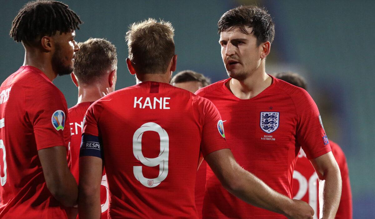 Kane e Maguire, Inghilterra