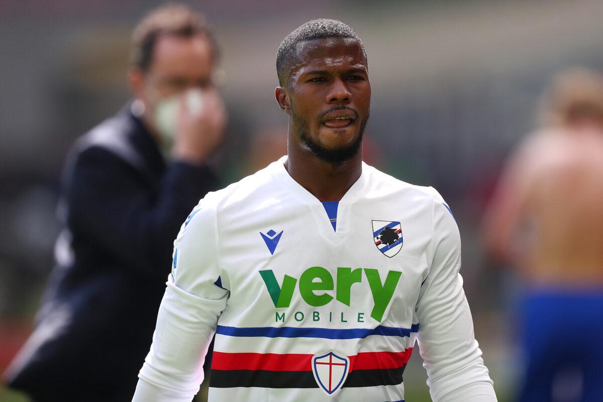 Keita Balde, attaccante Sampdoria
