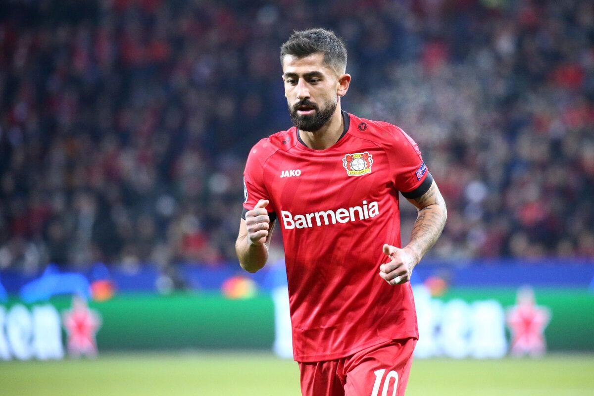 Kerem Demirbay, Bayer Leverkusen