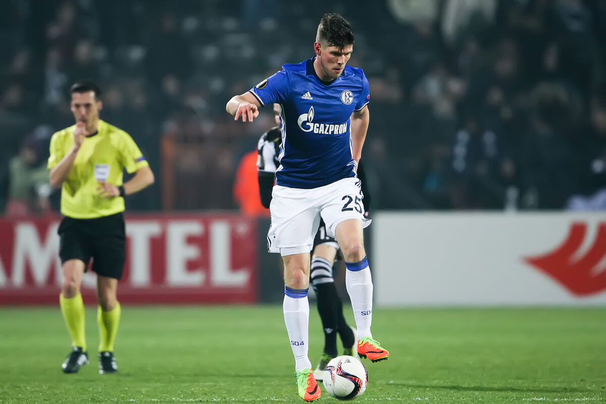Klaas-Jan Huntelaar, attaccante Schalke 04