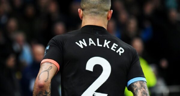 Kyle Walker, difensore Manchester City