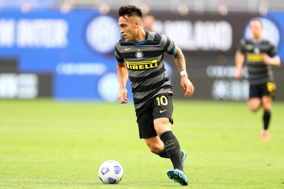 Lautaro Martinez, attaccante Inter