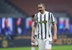 Leonardo Bonucci, difensore Juventus