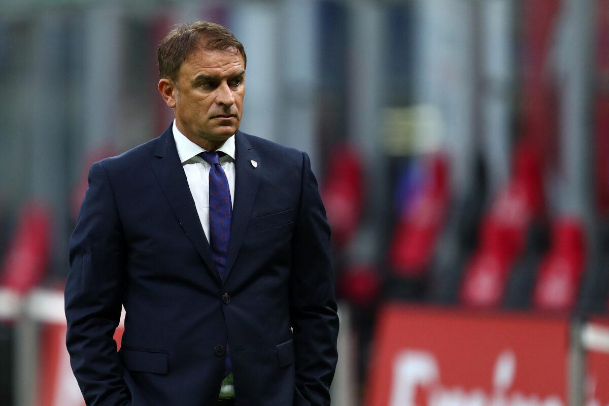 Leonardo Semplici, allenatore Cagliari