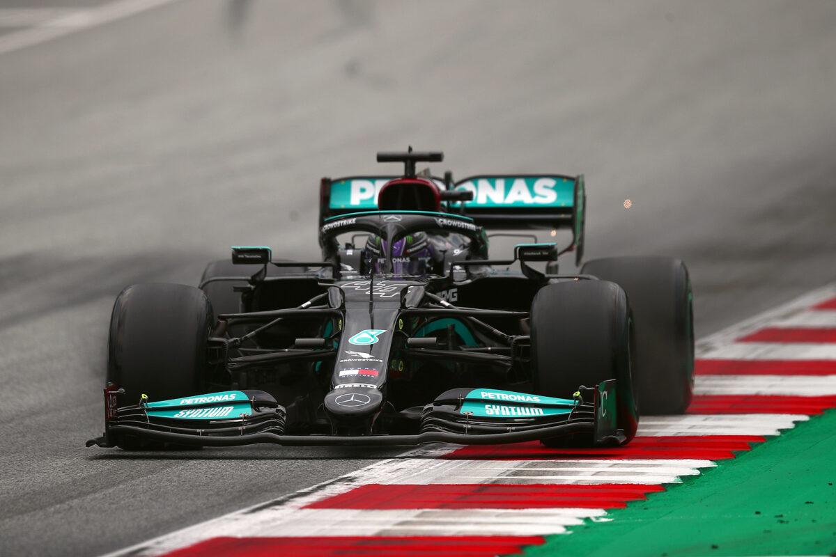 Lewis Hamilton, Mercedes - Formula 1