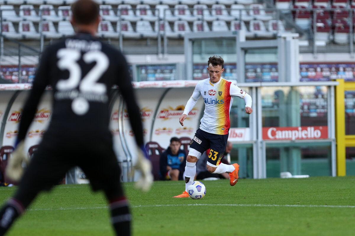 Liam Henderson, centrocampista Lecce
