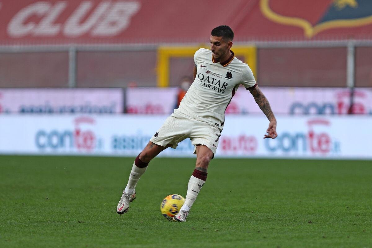 Lorenzo Pellegrini, centrocampista Roma