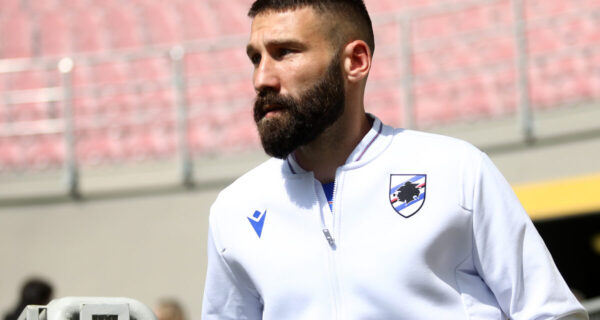 Lorenzo Tonelli, difensore Sampdoria