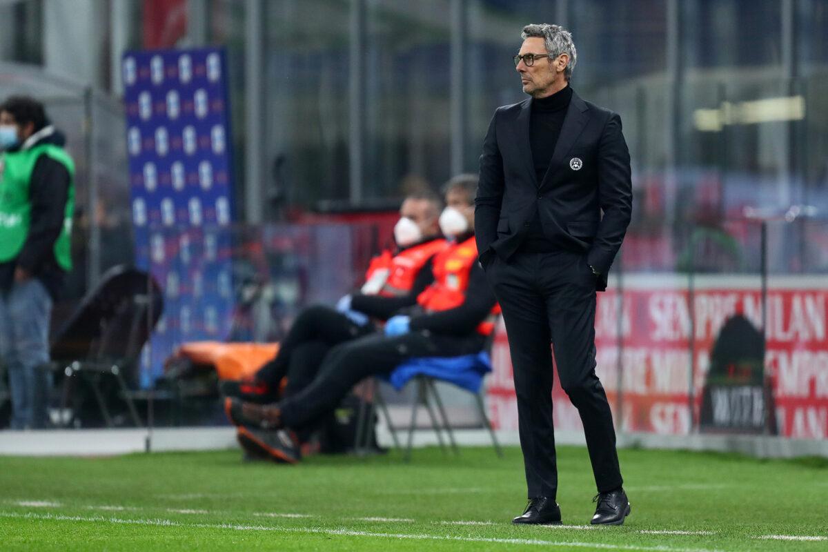 Luca Gotti, allenatore Udinese