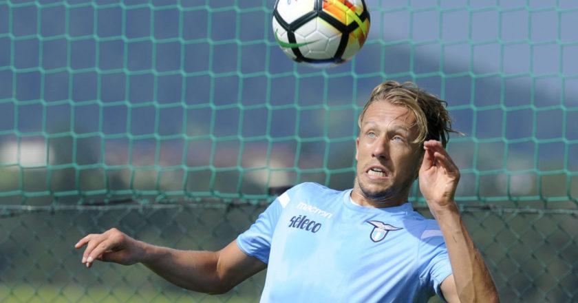 Lucas Leiva, Lazio