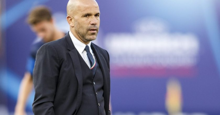 Luigi Di Biagio, CT Nazionale Italiana Under 21