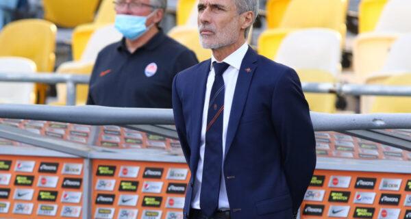 Luis Castro, allenatore Shakhtar