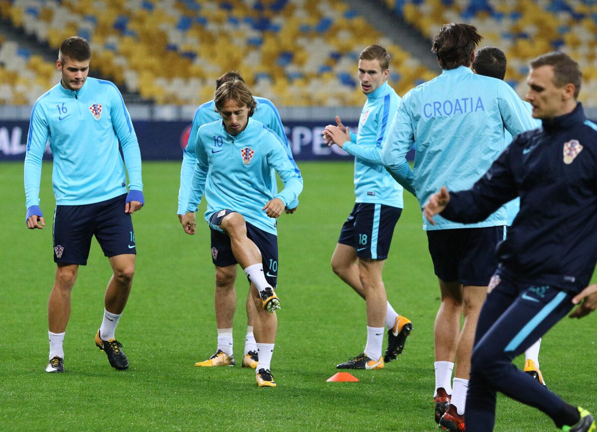 Luka Modric, centrocampista Croazia (Bigstockphoto/katatonia82)