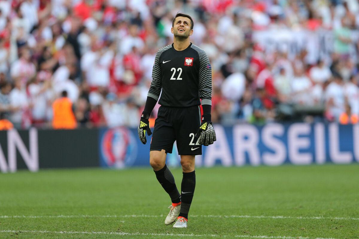 Lukasz Fabianski, portiere West Ham