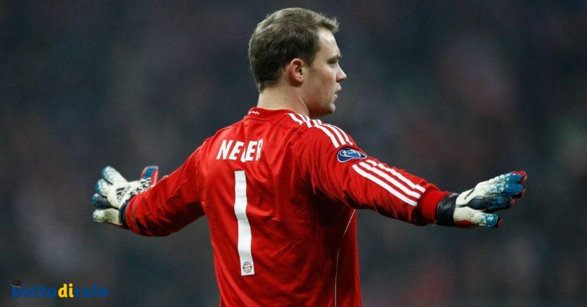 Manuel Neuer, Bayern Monaco