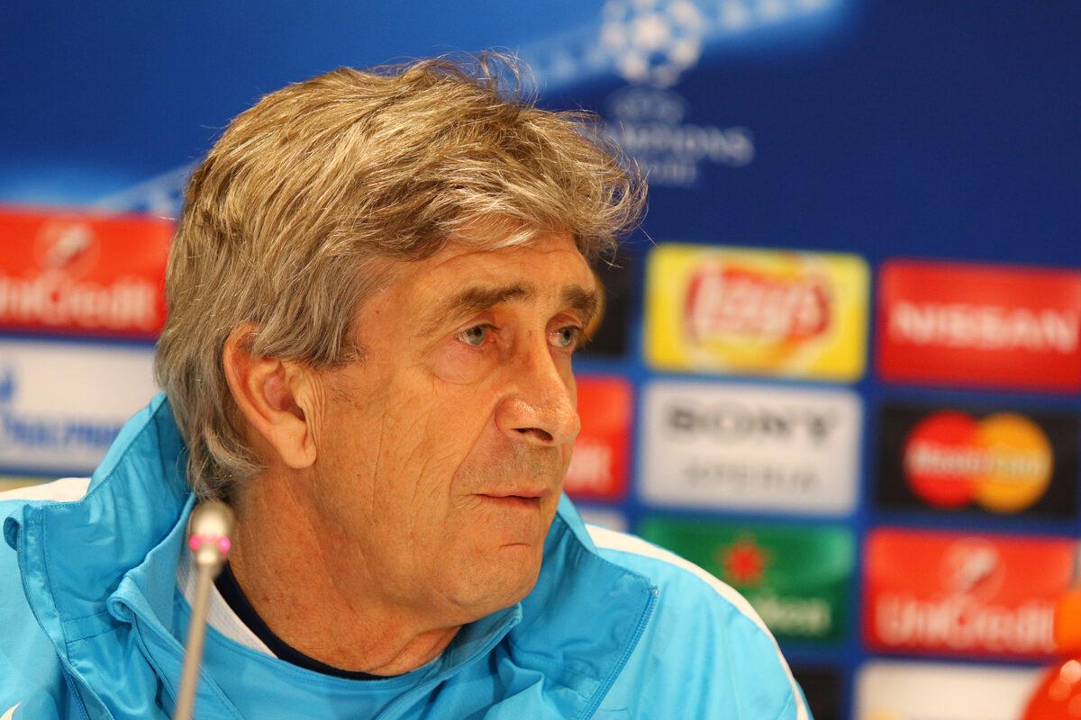 Manuel Pellegrini, allenatore Betis