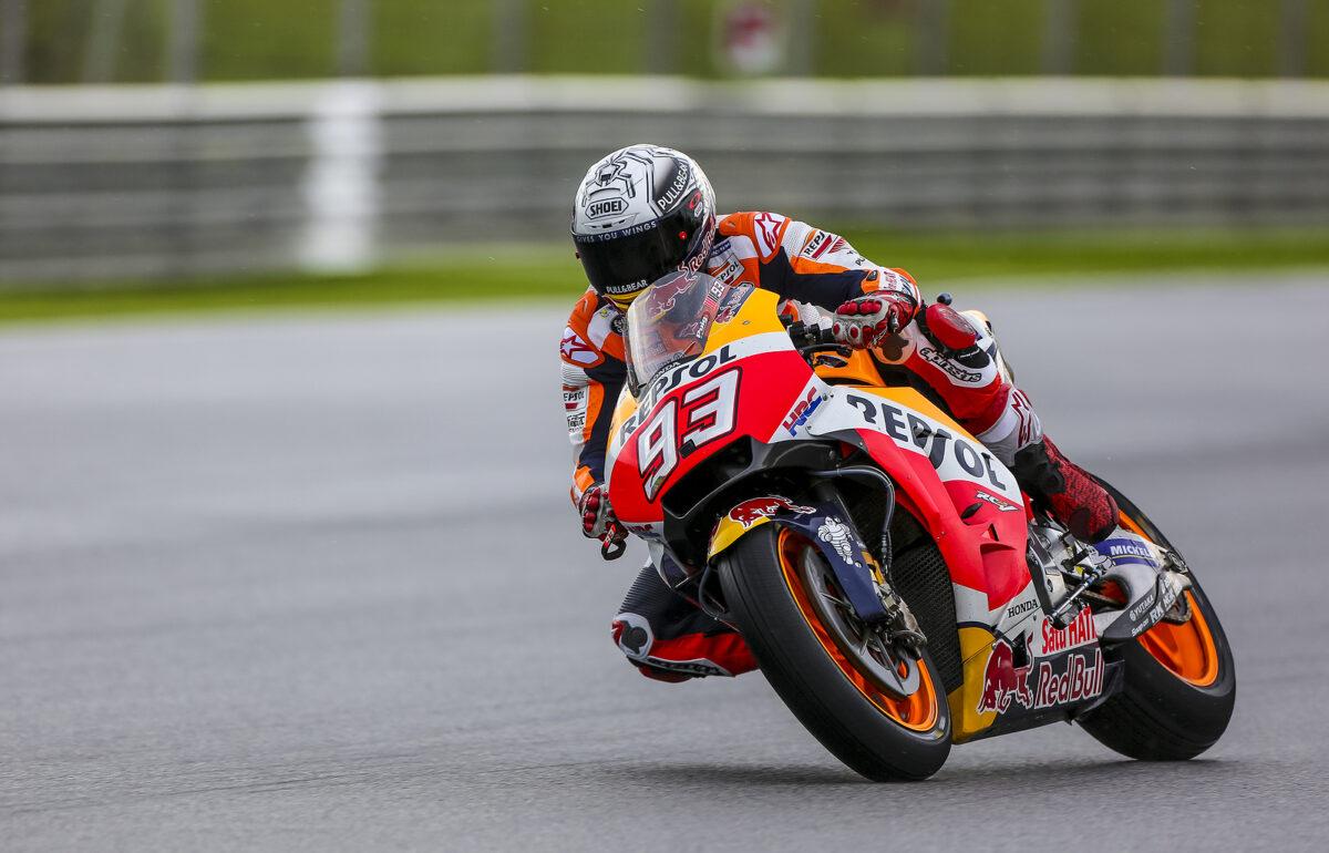 Marc Marquez, MotoGP Honda