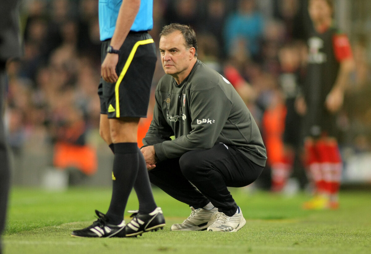 Marcelo Bielsa, allenatore Leeds