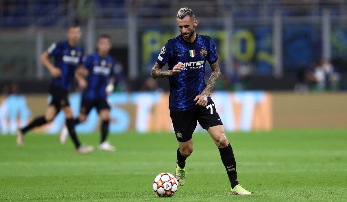 Marcelo Brozovic, centrocampista Inter