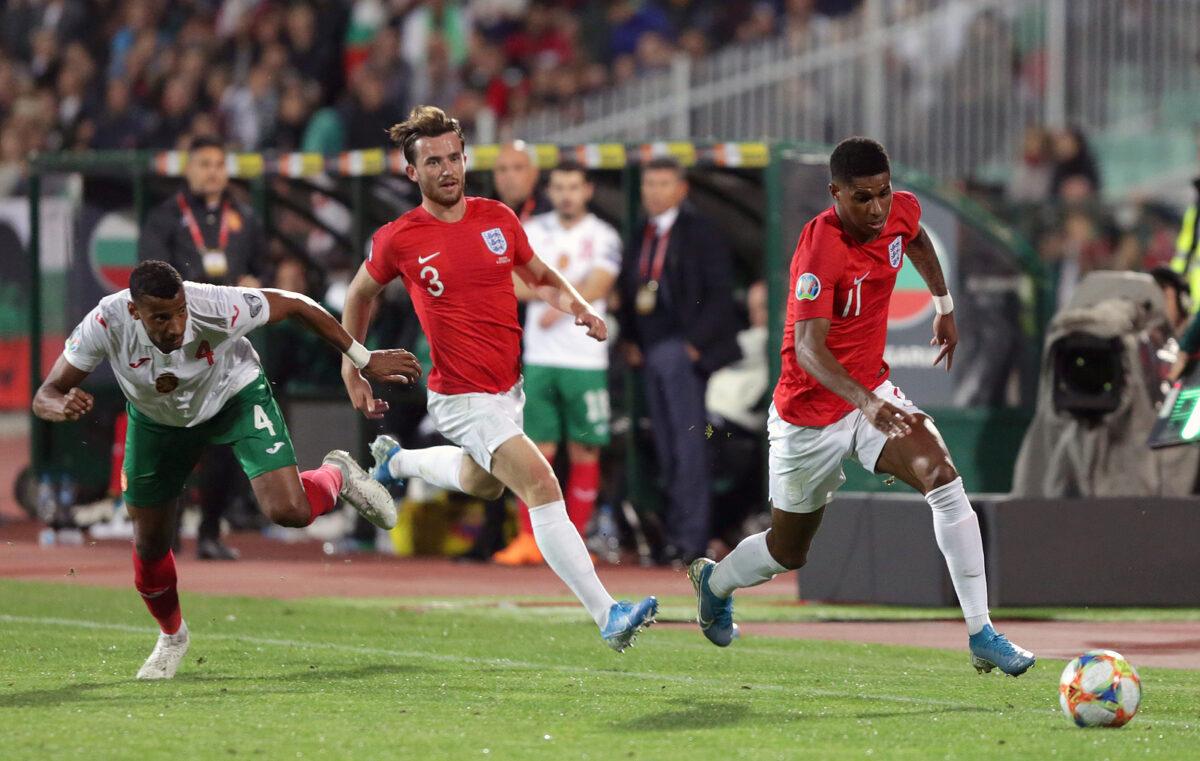 Marcus Rashford, attaccante Inghilterra