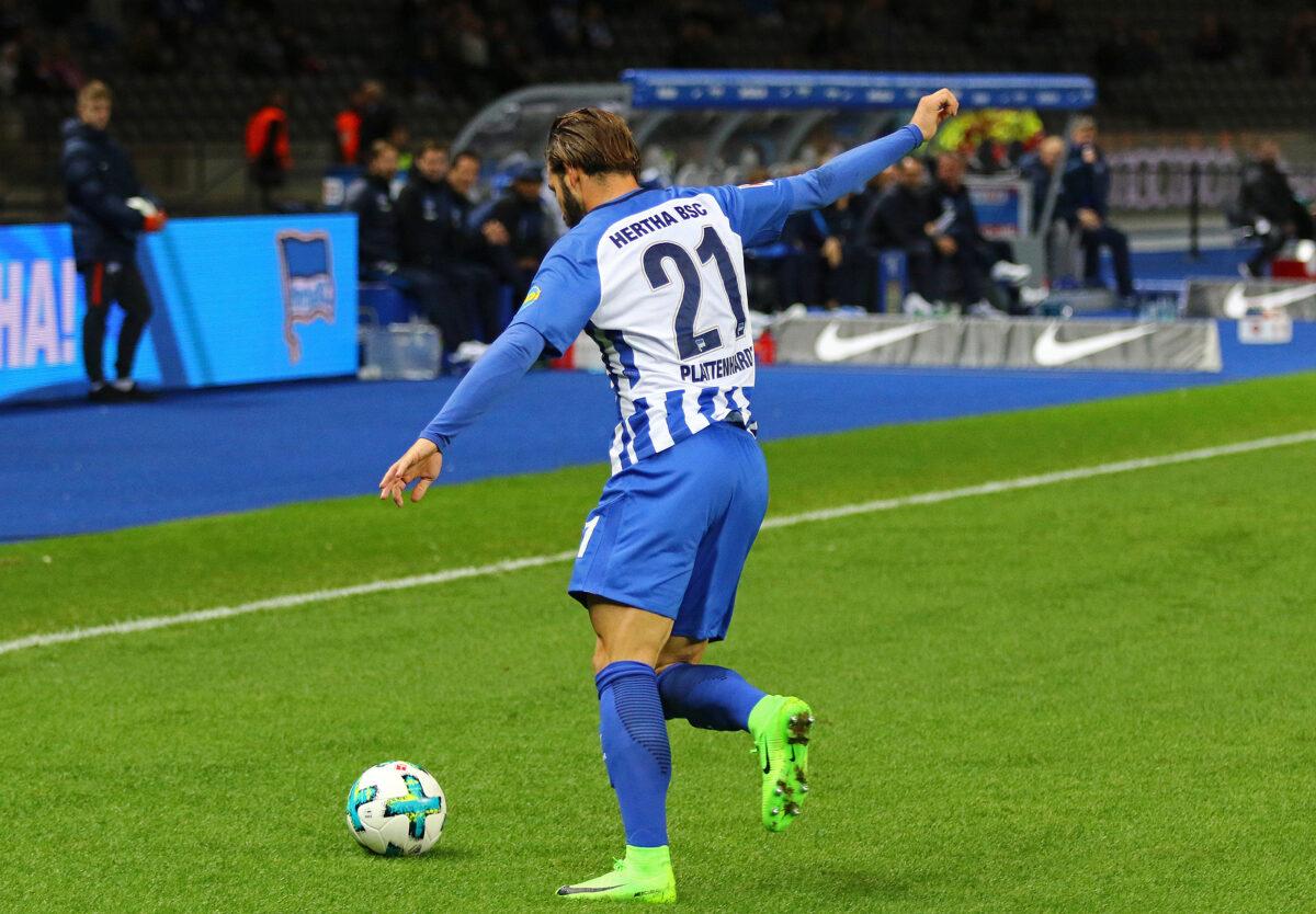 Marvin Plattenhardt, difensore Hertha