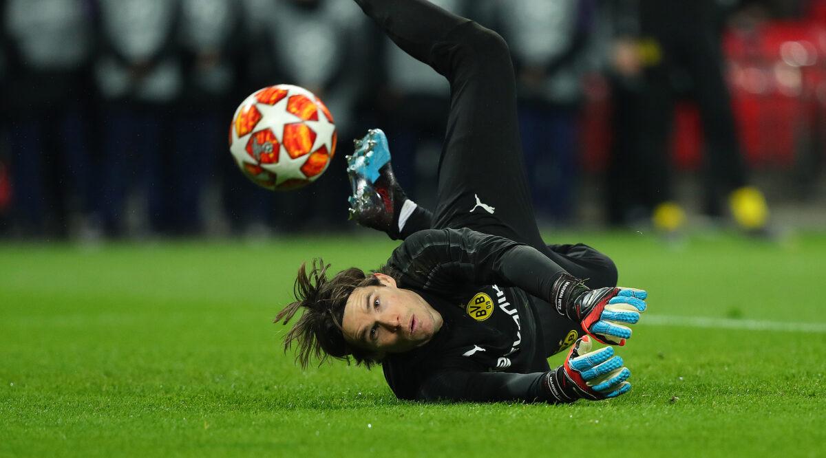 Marwin Hitz, portiere Dortmund