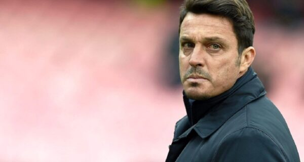 Massimo Oddo, allenatore Pescara